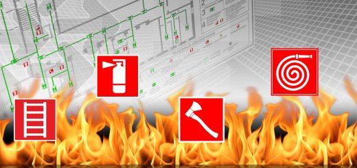 пожарные знаки гост